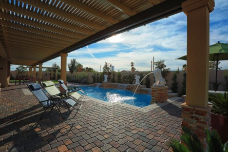 PremierPatioCovers.com - patio covercover by pool